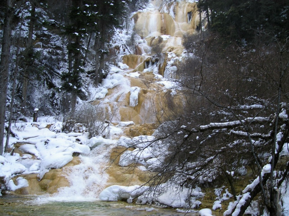 Jiuzhaigou National Park, Valley of Nine Villages